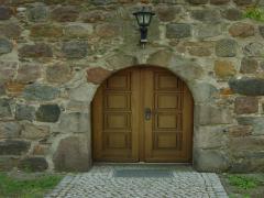 Untersuchungen an der Dorfkirche von Glasow