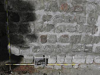 Ausgrabungen Blankenfelde Dorfkirche